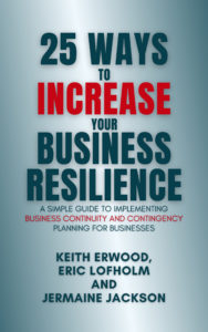 25 WAYS TO INCREASE YOUR BUSINESS RESILIENCE