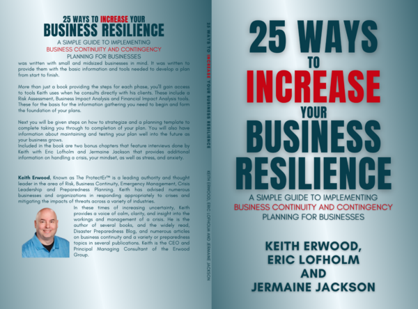Full Cover 25 Ways To Increase Your Business Resilience